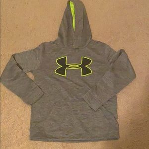 Boys Under Armour Hoodie Youth Size L